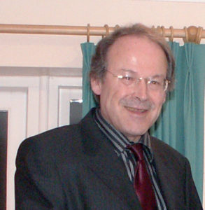 Photograph of the writer Paul Kennedy
